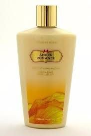 Body lotion amber romance 250ml