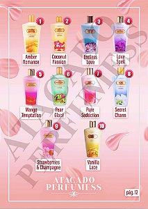Kit revenda 15 creme hidratante Victorias Secret 250ml