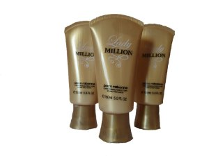 Creme hidratante Lady million 150ml