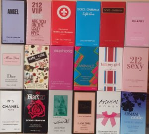 Perfume feminino importados 100ml