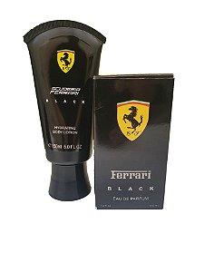 Kit creme e perfume similar Ferrari black