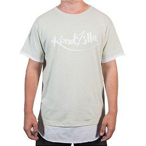 Camiseta KondZilla Duo Sobreposta
