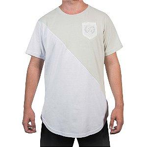 Camiseta Bolso Bicolor