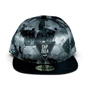 PROMOÇÃO| CapZilla Real Gangsta