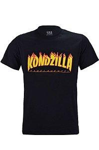 LANÇAMENTO | Camiseta KondZilla Flames