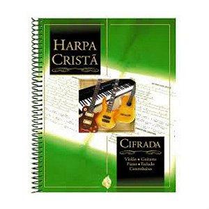 Harpa Cristã Cifrada: com cifras linha melódica acompanha um manual de cifras, CPAD
