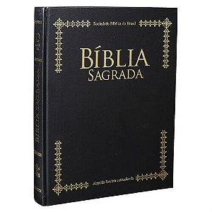 Bíblia sagrada Letra Extra gigante - ARA - Púlpito