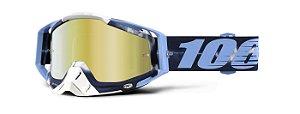 Óculos 100% RACECRAFT TIE DYE 17