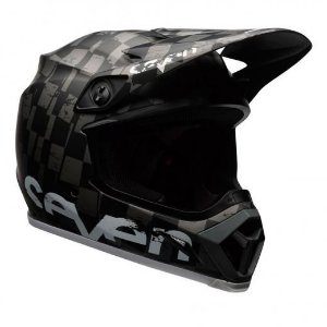Capacete Bell MX-9 Seven Checkmate MIPS