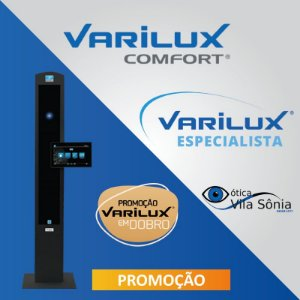 VARILUX COMFORT | STYLIS 1.67 | CRIZAL EASY
