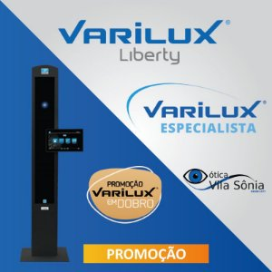 VARILUX LIBERTY | ORMA (ACRÍLICO) | TRANSITIONS | TRIO EASY CLEAN
