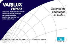 b1cd31cb969f4e VARILUX COMFORT   ORMA (ACRÍLICO)   CRIZAL EASY - Ótica Vila Sônia