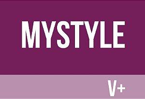 HOYA ID MYSTYLE V+ | TRIVEX | ANTIRREFLEXO BLUECONTROL OU LONGLIFE | +6.00 a -8.00; CIL. ATÉ -6.00