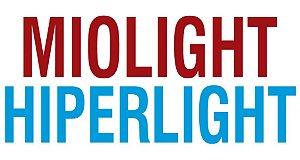 MIOLIGHT / HIPERLIGHT | 1.60 | NO-RISK | VISÃO SIMPLES PRONTAS | +6.00 ATÉ -6.00 CIL -2.00