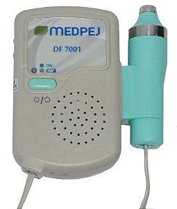 Doppler Vascular Portátil Medpej Df-7001 V