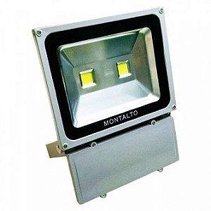 REFLETOR LED FLAT 100W 6500K