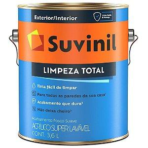24876 TINTA SUVINIL LIMPEZA TOTAL BRANCO 3,6L