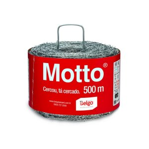 48046 ARAME FARPADO MOTTO 500MT