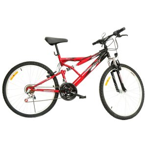 31727 BICICLETA MONARK MOUNTAI BIKE PLUS VERMELHA
