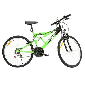 31729 BICICLETA MONARK MOUNTAI BIKE PLUS VERDE