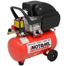 16767 MOTOCOMP.  24L 2 0HP  MONOFAS   MOTOMIL