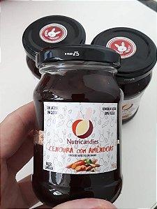 Chocolate Páscoa Cenoura & Amêndoas 200G