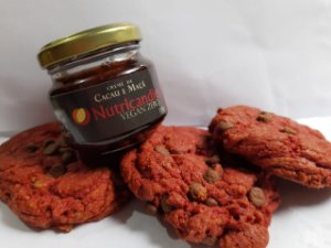Combo Cookies Red Velvet G + Nutricandies Vegan Zero