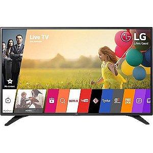 """Smart TV LED 49"""" LG 49LH6000 Full HD"""