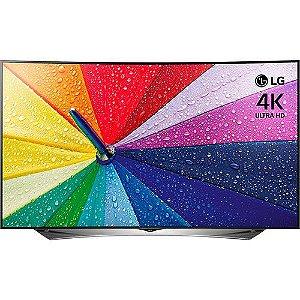"""Smart TV LED 3D 79"""" Curva LG 79UG8800 Ultra HD 4K"""