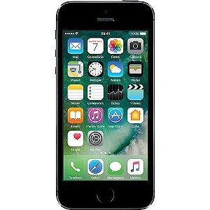 iPhone 5S 32GB Cinza Espacial Desbloqueado IOS 8 4G