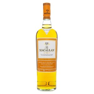 The Macallan Amber Single Malt Scotch Whisky 700ml