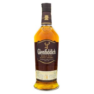 Glenfiddich 18 Anos Single Malt Scotch Whisky 750ml