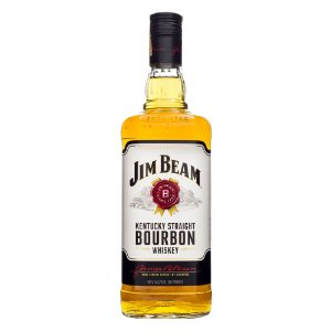 Jim Beam Bourbon Whiskey 1L