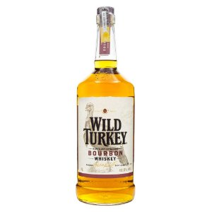 Wild Turkey Bourbon Whiskey 1L