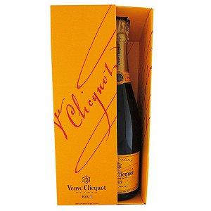 Champagne Veuve Clicquot Brut com Caixa 750ml