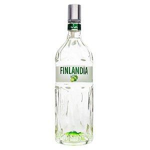 Vodka Finlandia Lime 1000ml