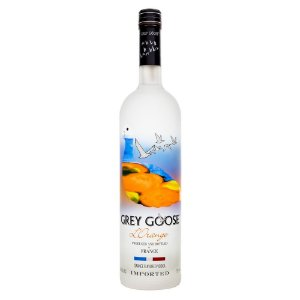 Vodka Grey Goose L'Orange 750ml