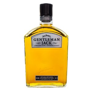 Whiskey Jack Daniel's Gentleman Jack 1L + Poker Cards