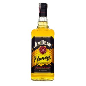 Licor de Whiskey Jim Beam Honey 1L