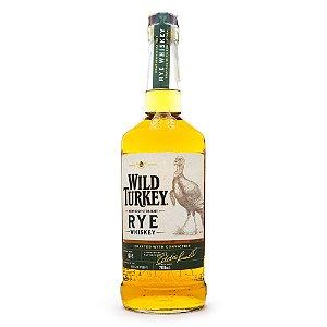 Wild Turkey Rye Whiskey 700ml