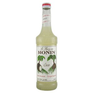 Xarope Monin Côco 700ml
