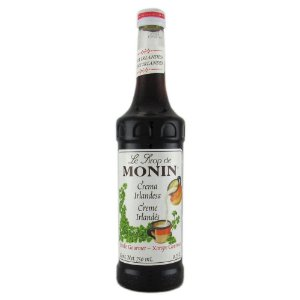 Xarope Monin Creme Irlandês 700ml