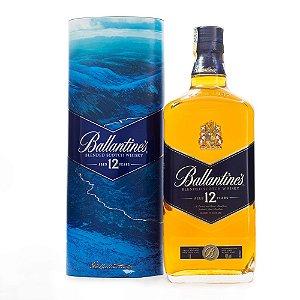 Whisky Ballantine's 12 Anos Ed. Especial Lata 1L