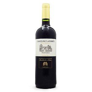 Vinho Chateau Laforet Bordeaux 750ml