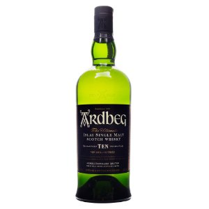 Ardbeg Ten Single Malt Scotch Whisky 750ml
