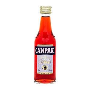 Miniatura Bitter Campari 50ml