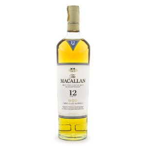 The Macallan Triple Cask 12 Anos Single Malt Scotch Whisky 700ml