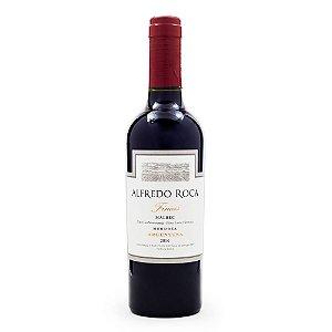 Vinho Alfredo Roca Fincas Malbec Meia Garrafa 375ml