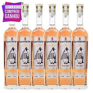 Compre 5 Leve 6 Santropa Rosé Spirit 750ml