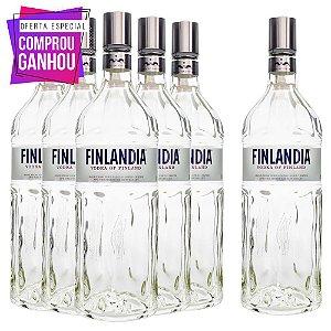 Compre 5 Leve 6 Vodkas Finlandia 1L
